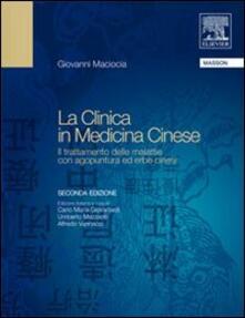 Radiospeed.it La clinica in medicina cinese. Il trattamento delle malattie con agopuntura ed erbe cinesi Image
