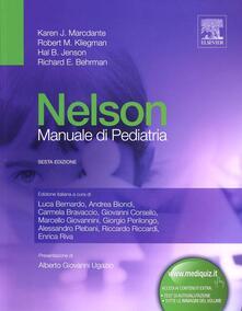 Listadelpopolo.it Nelson. Manuale di pediatria Image