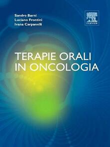 Grandtoureventi.it Terapie orali in oncologia Image