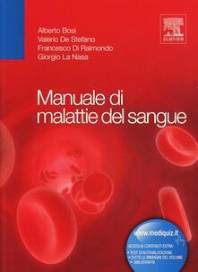 Voluntariadobaleares2014.es Manuale di malattie del sangue Image