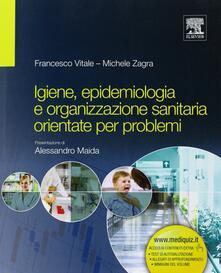 Equilibrifestival.it Igiene, epidemiologia e organizzazione sanitaria orientate per problemi Image