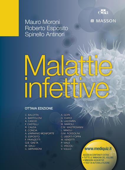 Malattie infettive - Spinello Antinori,Roberto Esposito,Mauro Moroni - ebook