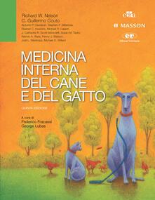 Voluntariadobaleares2014.es Medicina interna del cane e del gatto Image