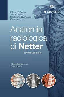 Filmarelalterita.it Anatomia radiologica di Netter Image