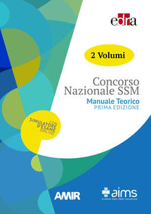 Nicocaradonna.it Concorso Nazionale SSM. Manuale teorico. Con Contenuto digitale per download e accesso on line Image