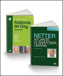 Grandtoureventi.it Anatomia per Farmacia. Atlante anatomia umana. Selezione tavole per farmacia e CTF-Anatomia del Gray. I fondamenti Image