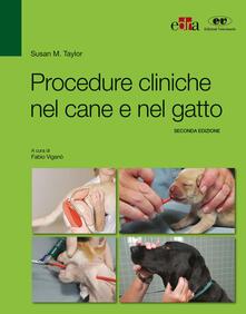 Steamcon.it Procedure cliniche nel cane e nel gatto Image