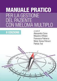 Aboutschuster.de Manuale pratico per la gestione del paziente con mieloma multiplo Image
