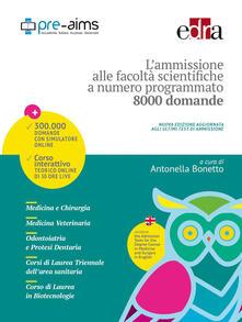 Festivalpatudocanario.es L' ammissione alle facoltà scientifiche a numero programmato. Anno accademico 2017-2018 Image