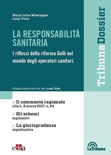 Cefalufilmfestival.it La responsabilità sanitaria. I riflessi della riforma Gelli nel mondo degli operatori sanitari Image