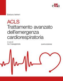 Promoartpalermo.it ACLS. Trattamento avanzato dell'emergenza cardiorespiratoria Image