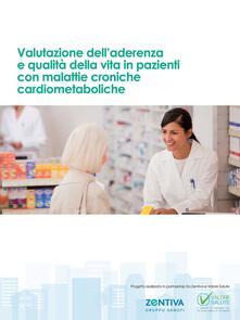 Valutazione dell'aderenza e qualità della vita in pazienti con malattie croniche cardiometaboliche - Claudio Cricelli,Stefano Perlini,Paolo Giovanni Vintani - ebook