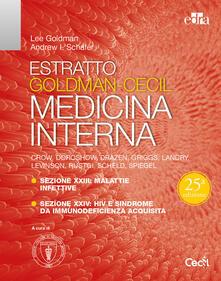 Amatigota.it Estratto Goldman-Cecil Medicina interna. Malattie infettive, HIV Image