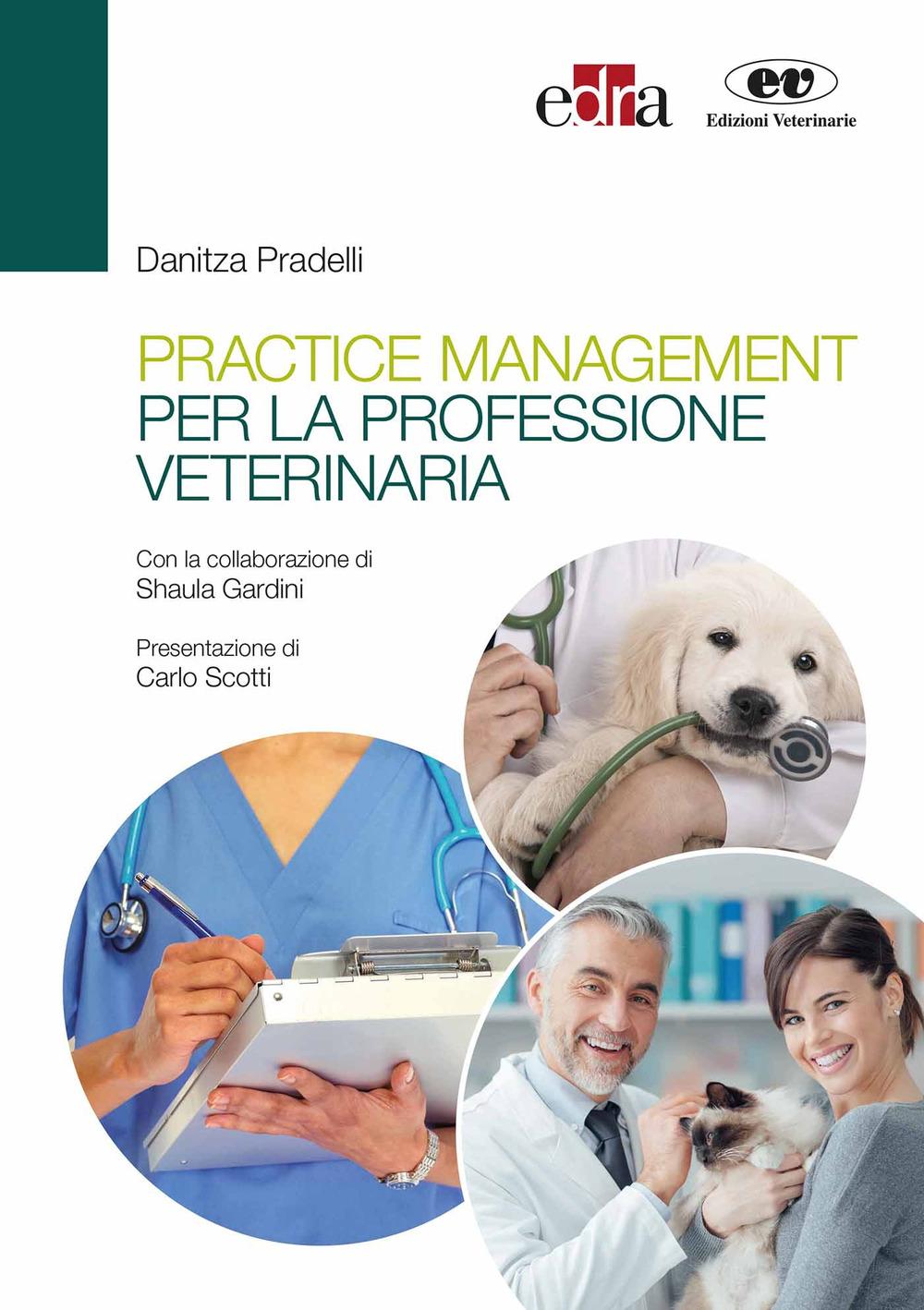 Image of Practice management per la professione veterinaria