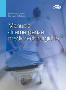 Winniearcher.com Manuale di emergenze medico-chirurgiche Image