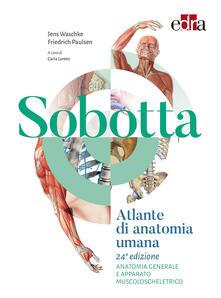 Antondemarirreguera.es Sobotta. Atlante di anatomia umana. Anatomia generale e apparato muscoloscheletrico Image