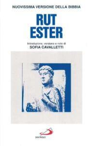 Libro Ruth, Esther