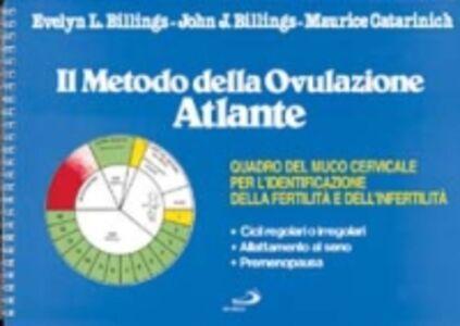 Libro Il metodo dell'ovulazione. Atlante Evelyn L. Billings , John J. Billings