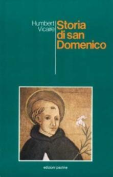 Storia di san Domenico - Humbert Vicaire - copertina