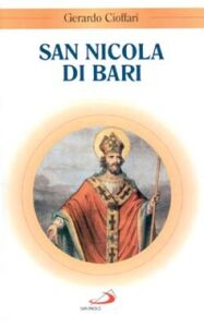 Libro San Nicola di Bari Gerardo Cioffari