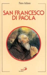 Libro San Francesco di Paola Pietro Addante