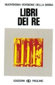 Foto Cover di Libri dei re, Libro di  edito da San Paolo Edizioni