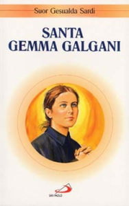 Libro Santa Gemma Galgani Gesualda (suor)
