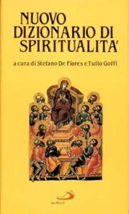 Foto Cover di Nuovo dizionario di spiritualità, Libro di  edito da San Paolo Edizioni