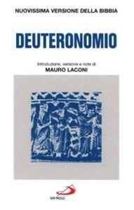 Foto Cover di Deuteronomio, Libro di  edito da San Paolo Edizioni