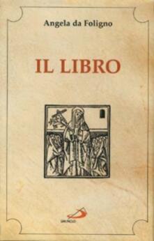 Il libro della beata Angela da Foligno - copertina