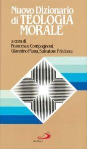 Libro Nuovo dizionario di teologia morale