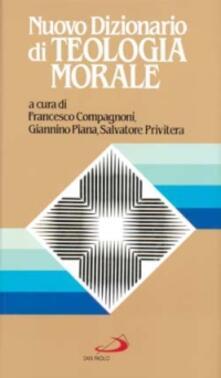 Grandtoureventi.it Nuovo dizionario di teologia morale Image