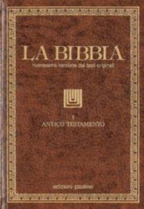 Libro La Bibbia. Vol. 1: Antico Testamento: Pentateutico-Libri storici.