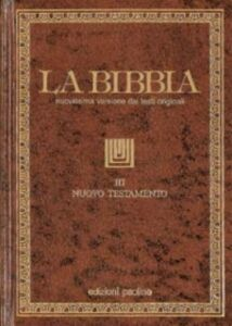 Foto Cover di La Bibbia. Vol. 3: Nuovo Testamento., Libro di  edito da San Paolo Edizioni