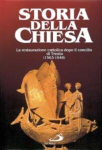 La Restaurazione cattolica dopo il concilio di Trento