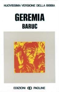 Geremia, Baruc