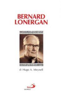 Libro Bernard Lonergan Hugo A. Meynell