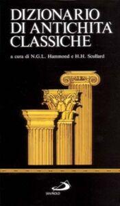 Libro Dizionario di antichità classiche di Oxford