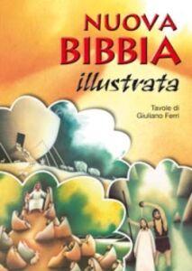 Libro Nuova Bibbia illustrata Francesca Bosca