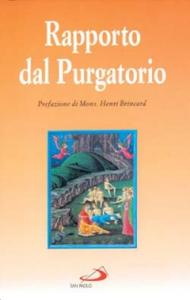 Libro Rapporto dal purgatorio