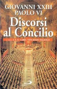 Libro Discorsi al Concilio