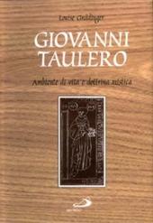 Giovanni Taulero. Ambiente di vita e dottrina mistica