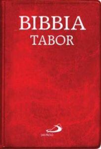 Foto Cover di Bibbia Tabor, Libro di  edito da San Paolo Edizioni