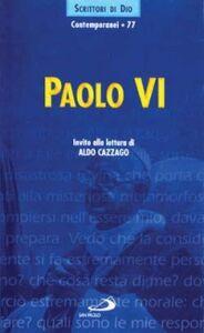 Libro Paolo VI