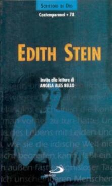 Filippodegasperi.it Edith Stein. Invito alla lettura Image