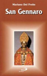 Libro San Gennaro Mariano Del Preite