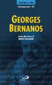 Foto Cover di Georges Bernanos. Invito alla lettura, Libro di  edito da San Paolo Edizioni