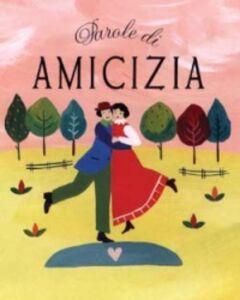 Foto Cover di Parole di amicizia, Libro di Meryl Doney, edito da San Paolo Edizioni