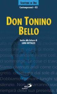 Libro Don Tonino Bello