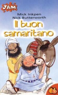 Il buon samaritano - Nick Butterworth - copertina
